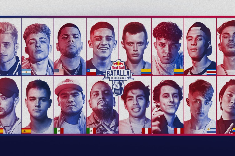 Participantes Batalla De Los Gallos Final Madrid 2019