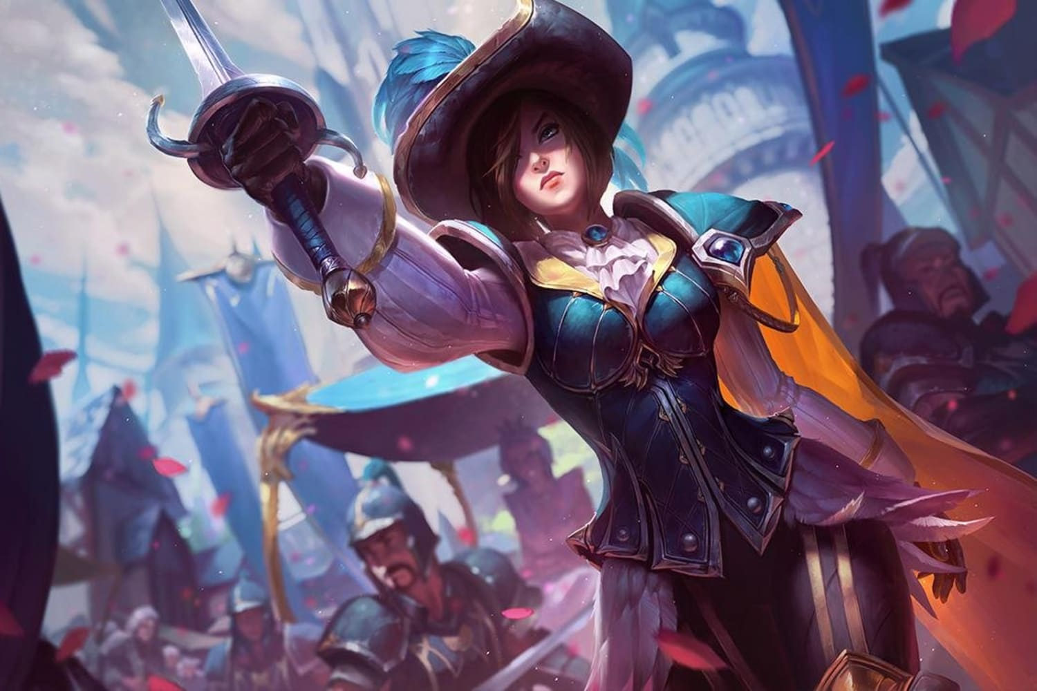 The 20 Best Snowball Champions From League Of Legends