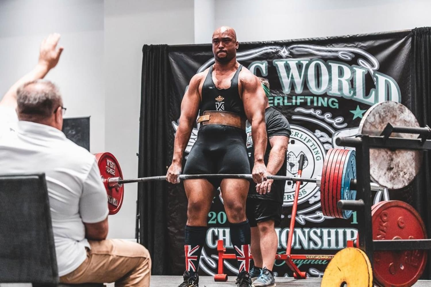 Julian McKerrow: How to become a powerlifting pro