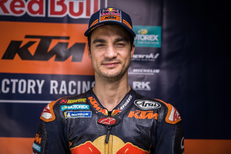 Dani Pedrosa: Styrian MotoGP™ return with Red Bull KTM