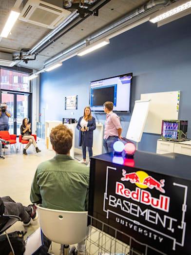 Яка ідея виграла український конкурс Red Bull Basement University