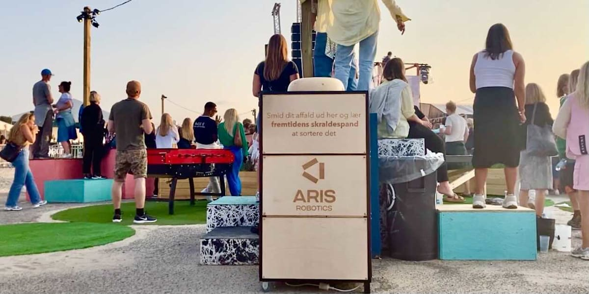 ARIS Robotics: On a mission to reduce waste in the world - Image