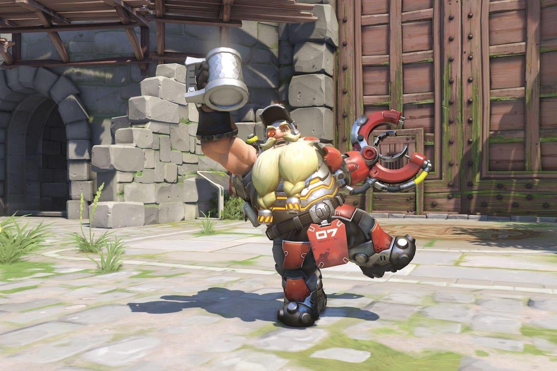 Overwatch Torbjörn rework breakdown   Red Bull Esports