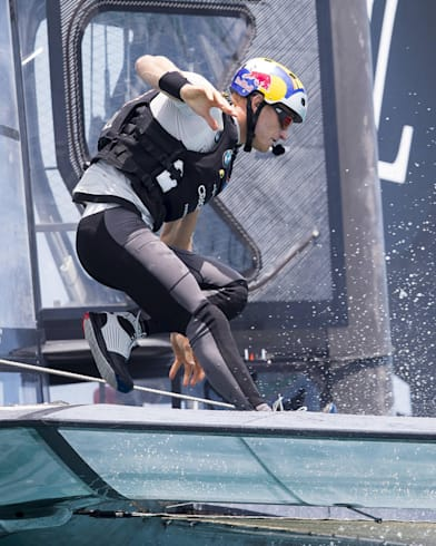 This is how being innovative helped sailor Jimmy Spithill turn pro