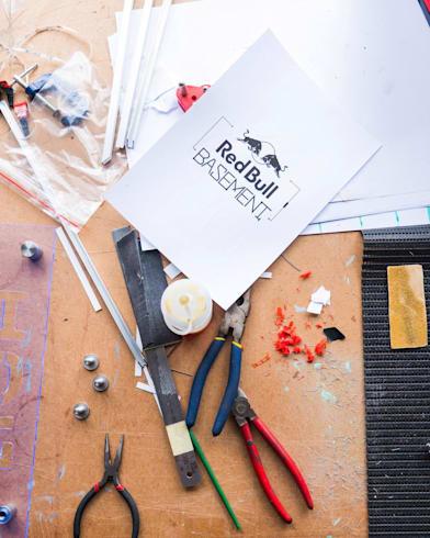 Conheça os selecionados para a residência hacker do Red Bull Basement 2019