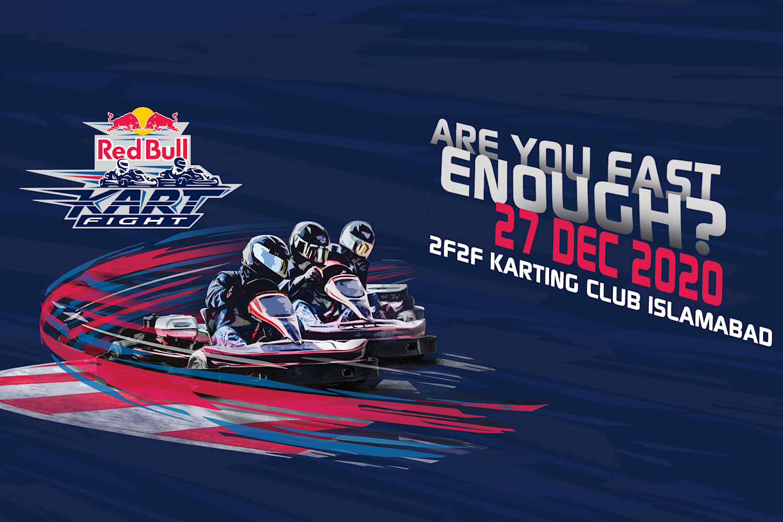 Red Bull Kart Fight Pakistan 2020
