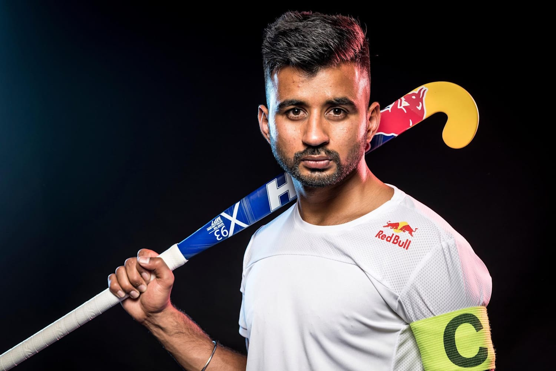 Manpreet Singh Indian Hockey team Captain KreedOn