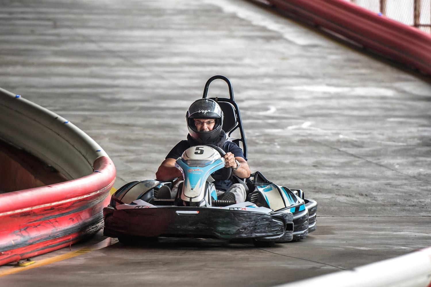 Differences between gas and electric karting