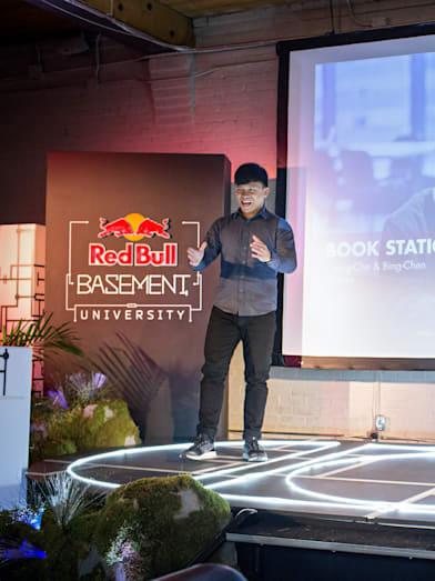 Red Bull Basement University - Klar, ferdig, gå!