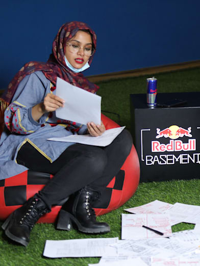 You're now entering Red Bull Basement: prepare for innovation