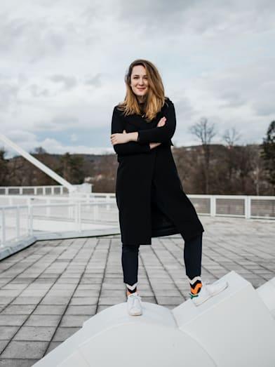 Chceme ukázat Česko jako centrum inovací, říká Sara Polak v podcastu