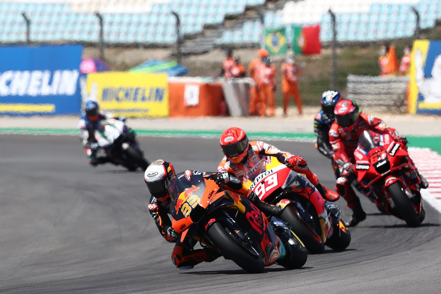 Portugal MotoGP™ 2021: Race report and results