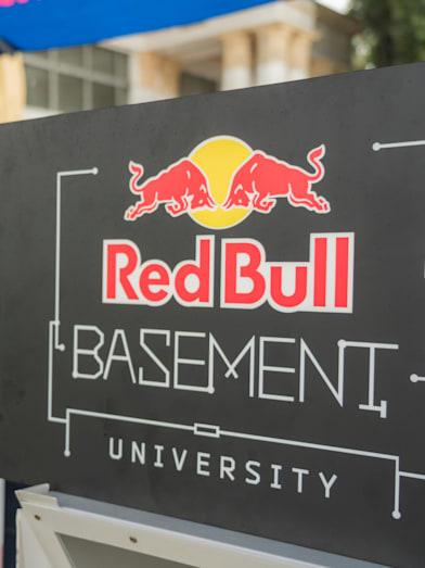 Piedalies Red Bull Basement University 2019
