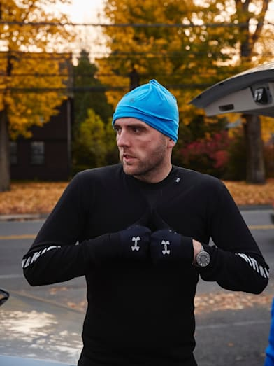 Meet the blind ultrarunner who invented his own tech to go the distance