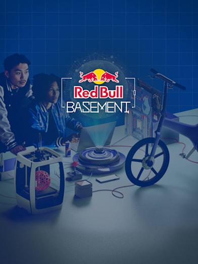 Red Bull Basement: Sei dabei und mach die Welt zu einem besseren Ort