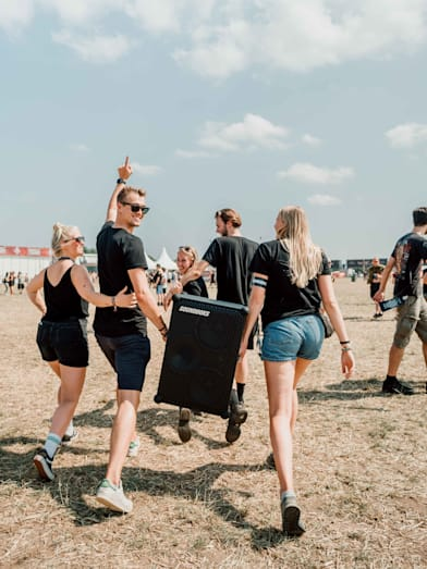 Red Bull Basement: SOUNDBOKS - a loud success story