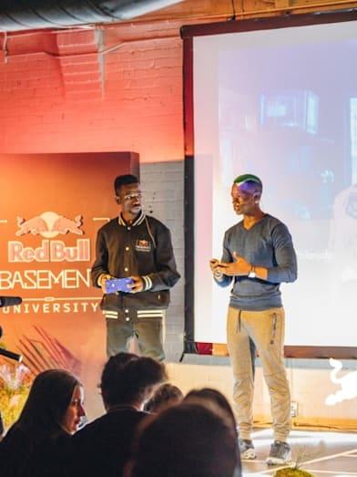 Red Bull Basement: Γνώρισε τους Έλληνες speakers του 1ου Workshop