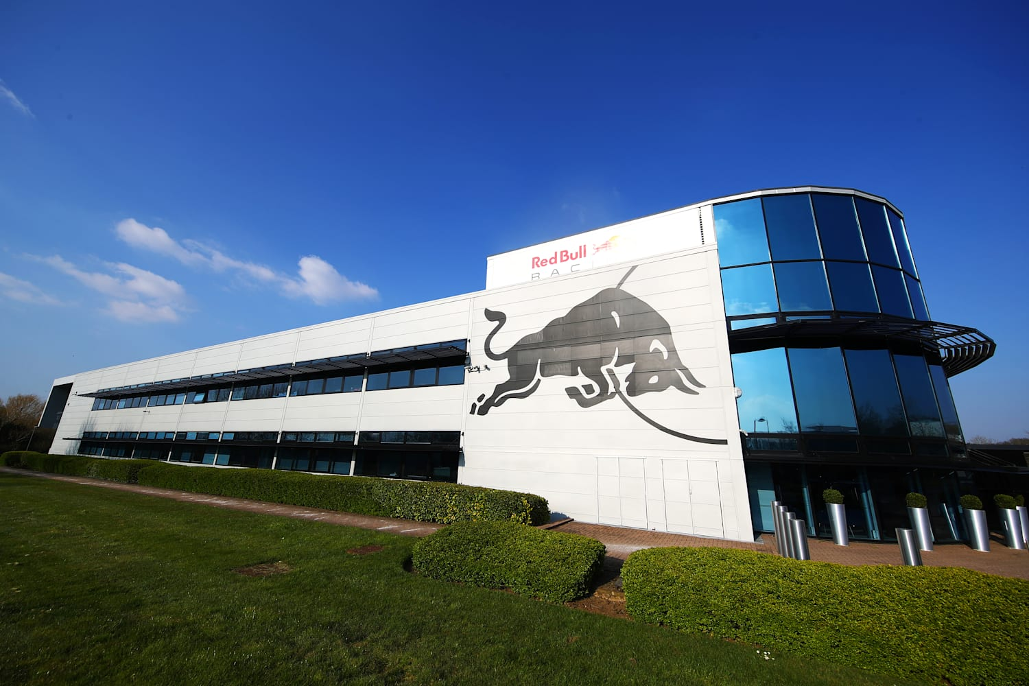 Back To The Red Bull Racing Factory