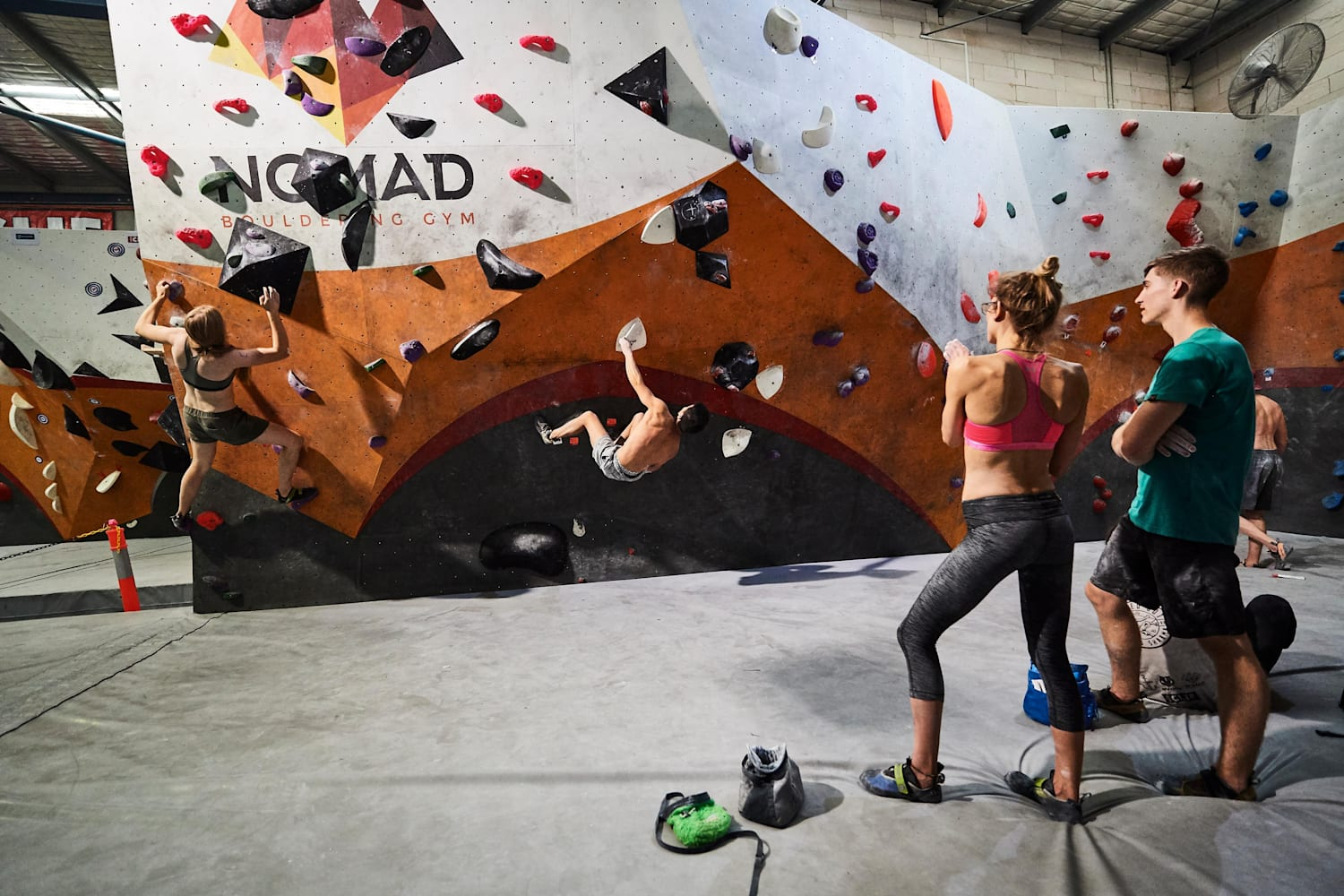 speak to the experts  10 bouldering tips for beginners