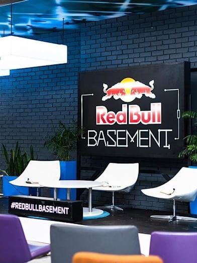 Як створити заявку на Red Bull Basement University?