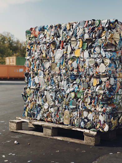 You got a new match! Cyrkl is the recycling app giving trash a partner
