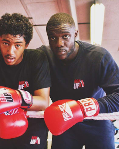 How this youth organisation are using boxing to rebuild lives