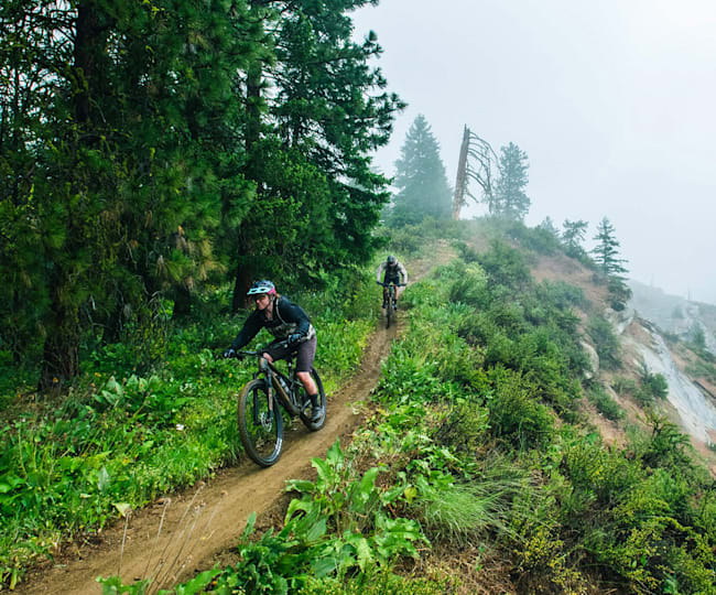 Downcountry Riding