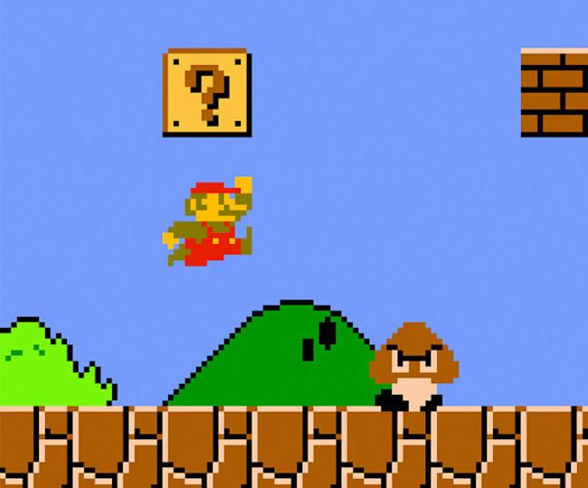 Ein echter Klassiker: Super Mario Bros.