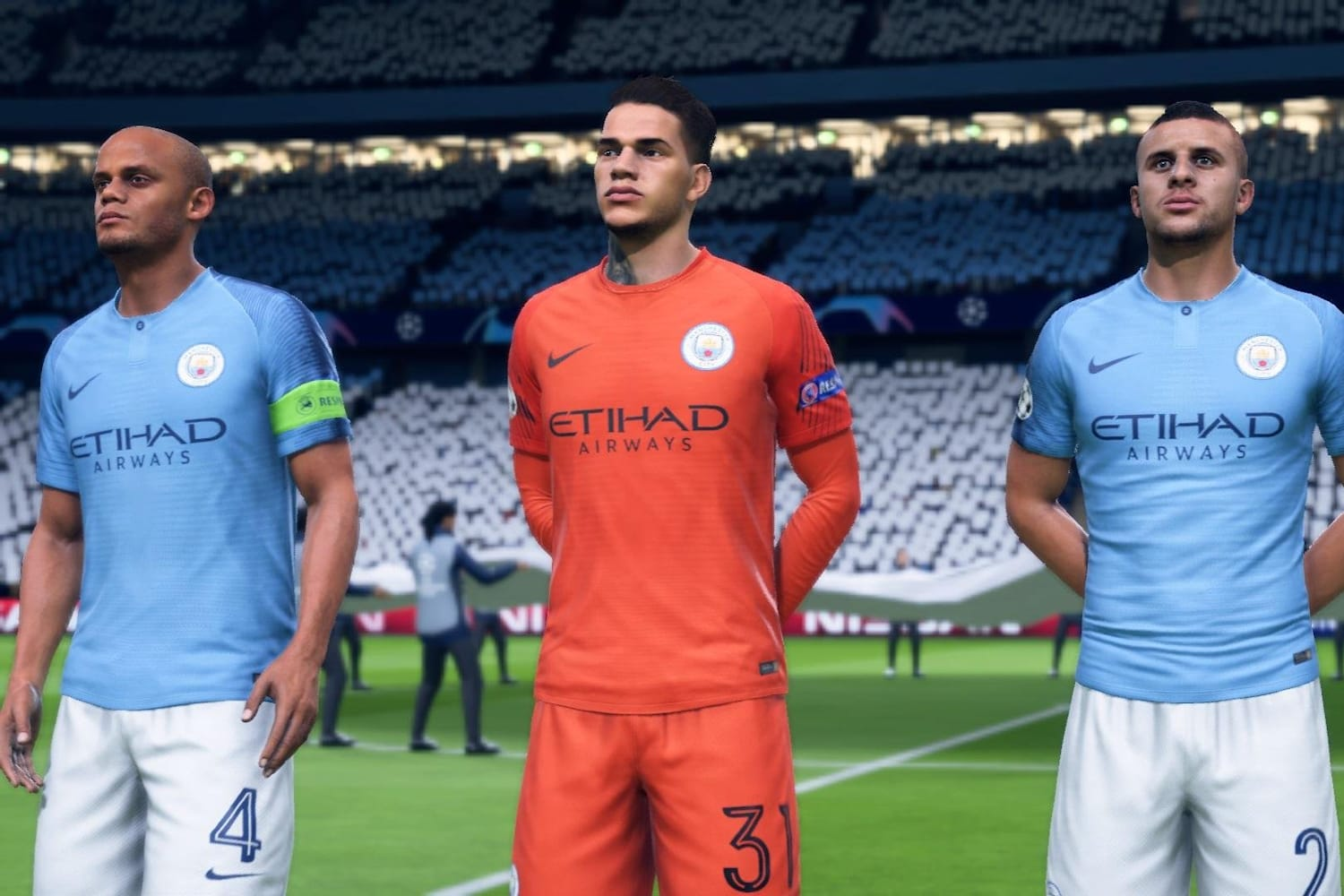FIFA Man City Guide How To Play As The Sky Blues