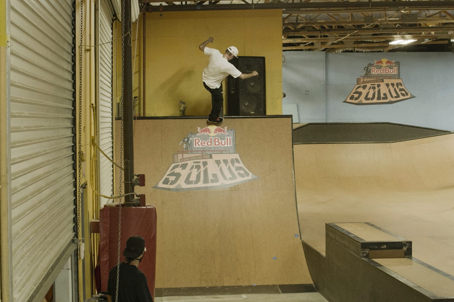 Taylor Kirby's run gets the win for Lotties Skateshop at Red Bull Solus
