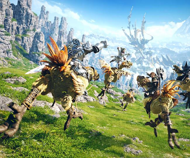 Artwork zu Final Fantasy 14: A Realm Reborn
