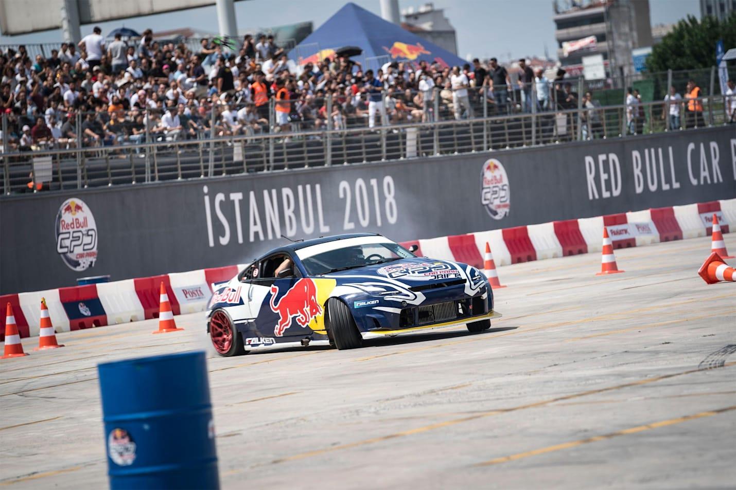 Abdo Feghali, Red Bull Car Park Drift, 2018
