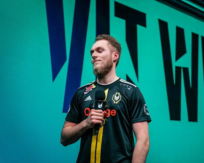 Team Vitality have locked in their playoff spot