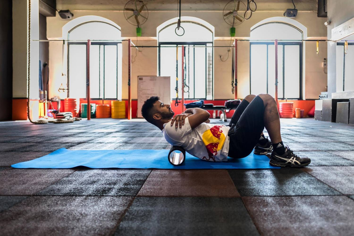 9 reasons your body will thank you for using a foam roller