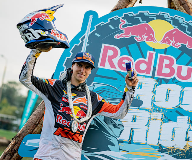 Red Bull Rough Ride