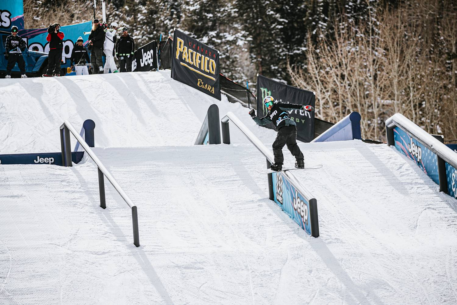 Follow Craig McMorris from X Games Real Snow to FWT