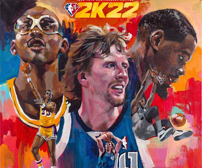 NBA 2K22: Interview mit Dirk Nowitzki