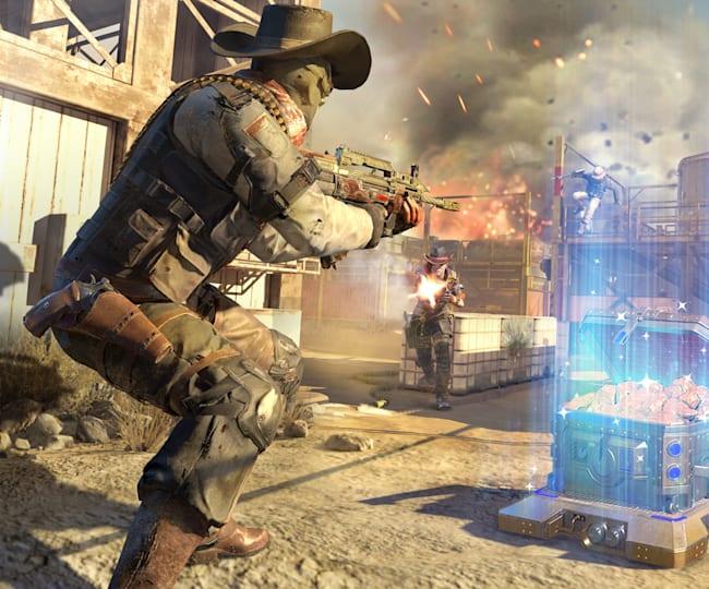 Call of Duty: ¡Héroes móviles unidos!