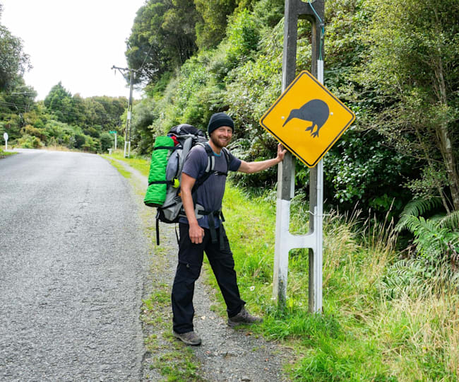 Pozor, Kiwi