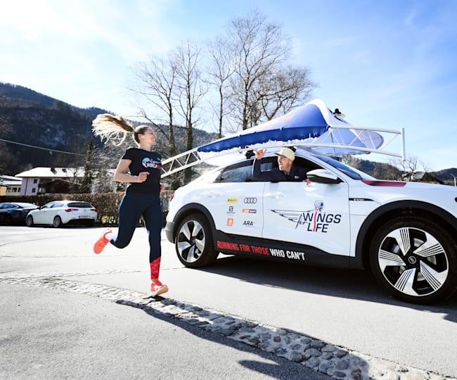 Das virtuelle Catcher Car pusht dich 2021 ans Limit – garantiert!