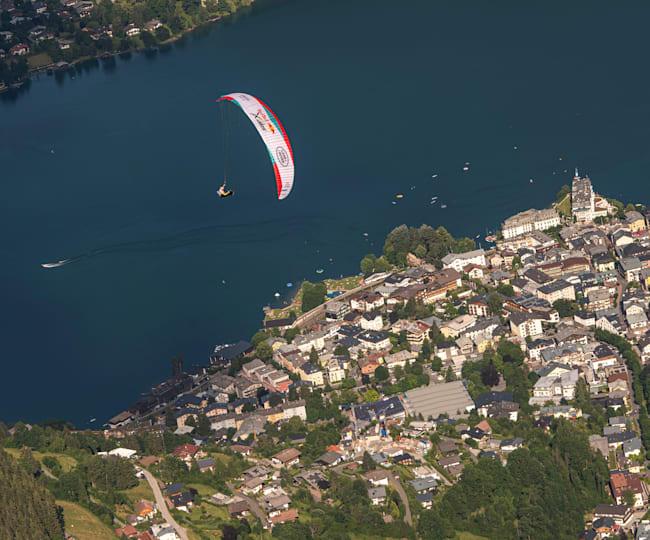 Maurer claimed a seventh X-Alps title