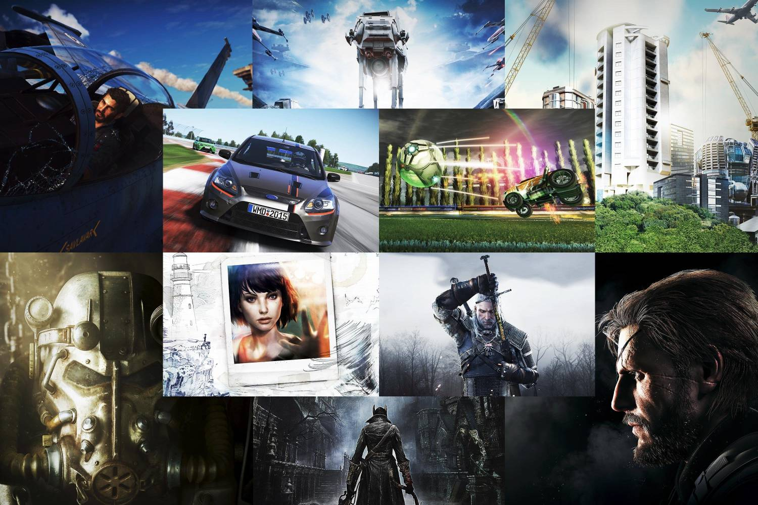 The best games of 2015: Your top 10