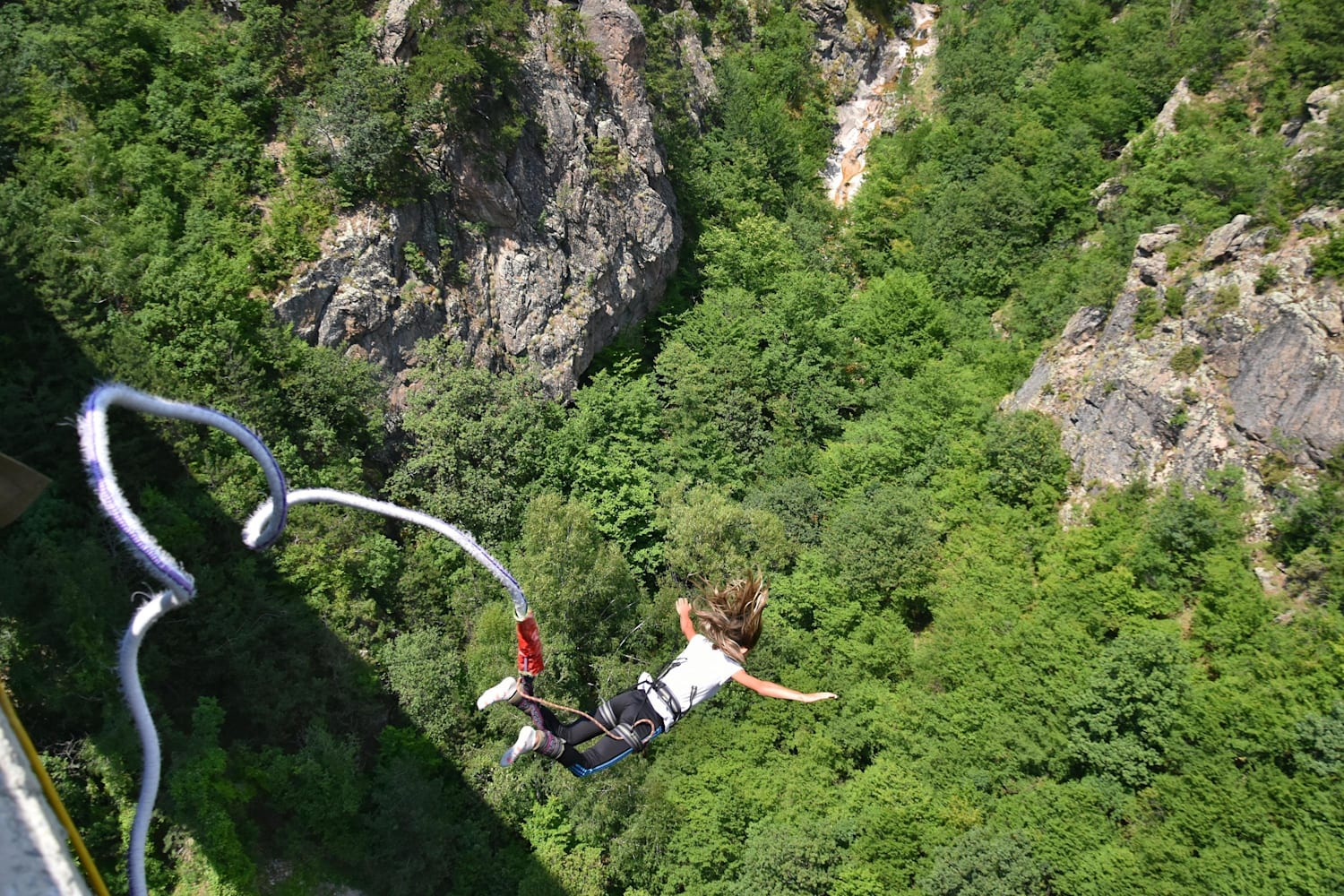 Bungee Jumping.Best Bungee Jumps In Europe 13 Big Adrenaline Rushes