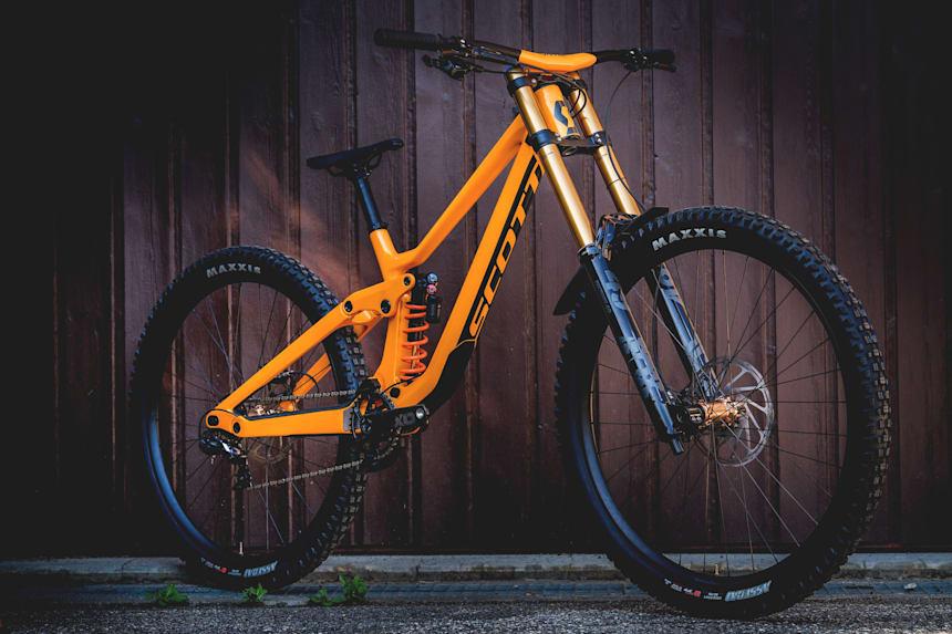 Downhill Bike & Downhill Fahrrad kaufen | CANYON AT