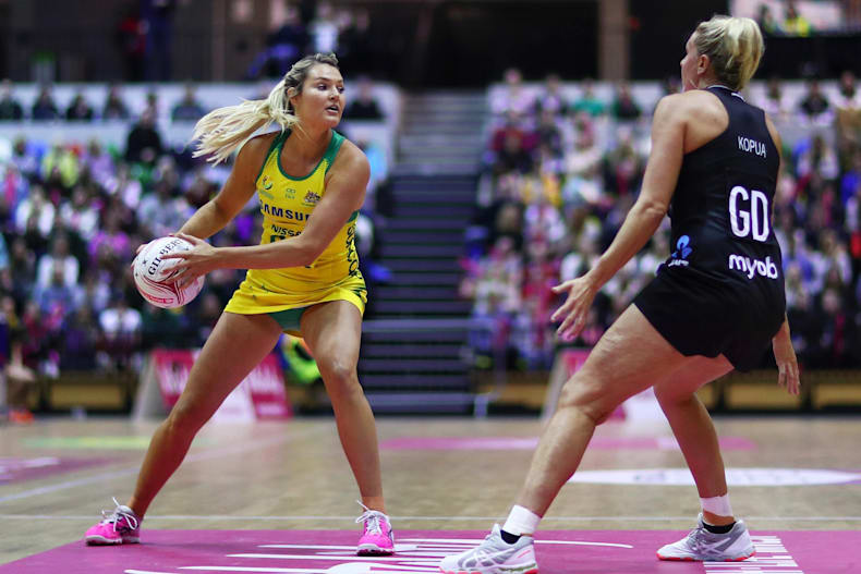 Commonwealth Games 2018 7 Best Netball Players