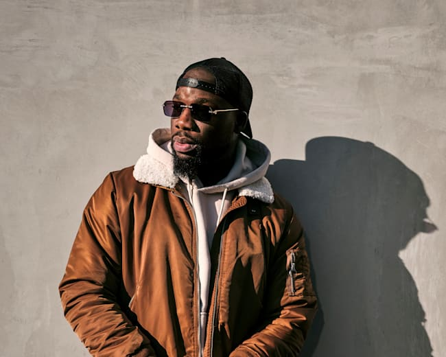 Fif Tobossi, cofondateur de Booska-P et animateur du Mouv' Rap Club