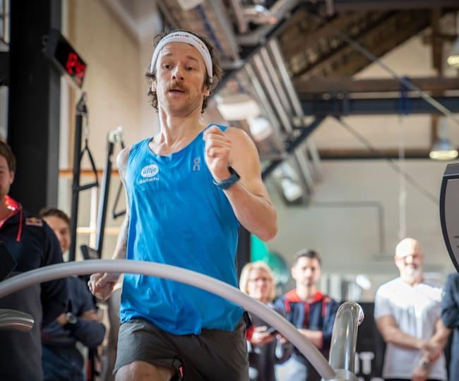 Флоріан Нойшвандер поставив рекорд витривалості з бігу у приміщенні