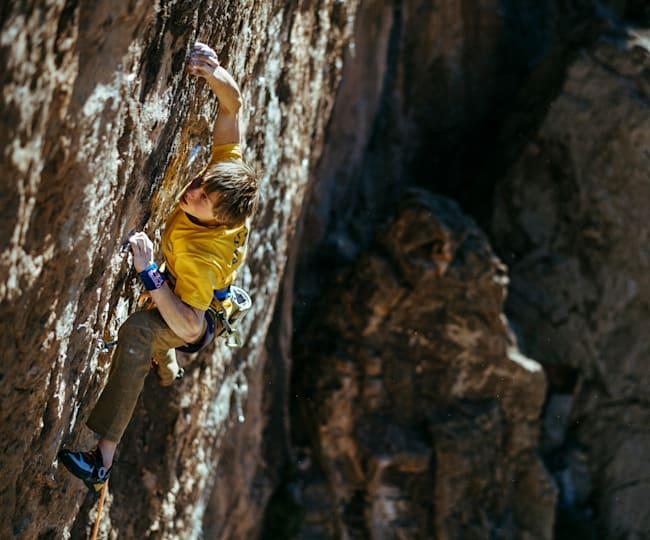 Reel Rock te acerca a los mejores escaladores del mundo
