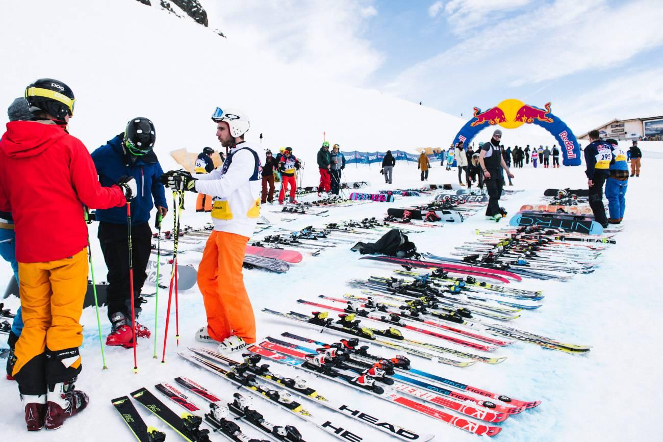 Red Bull Homerun, Davos, Elveția