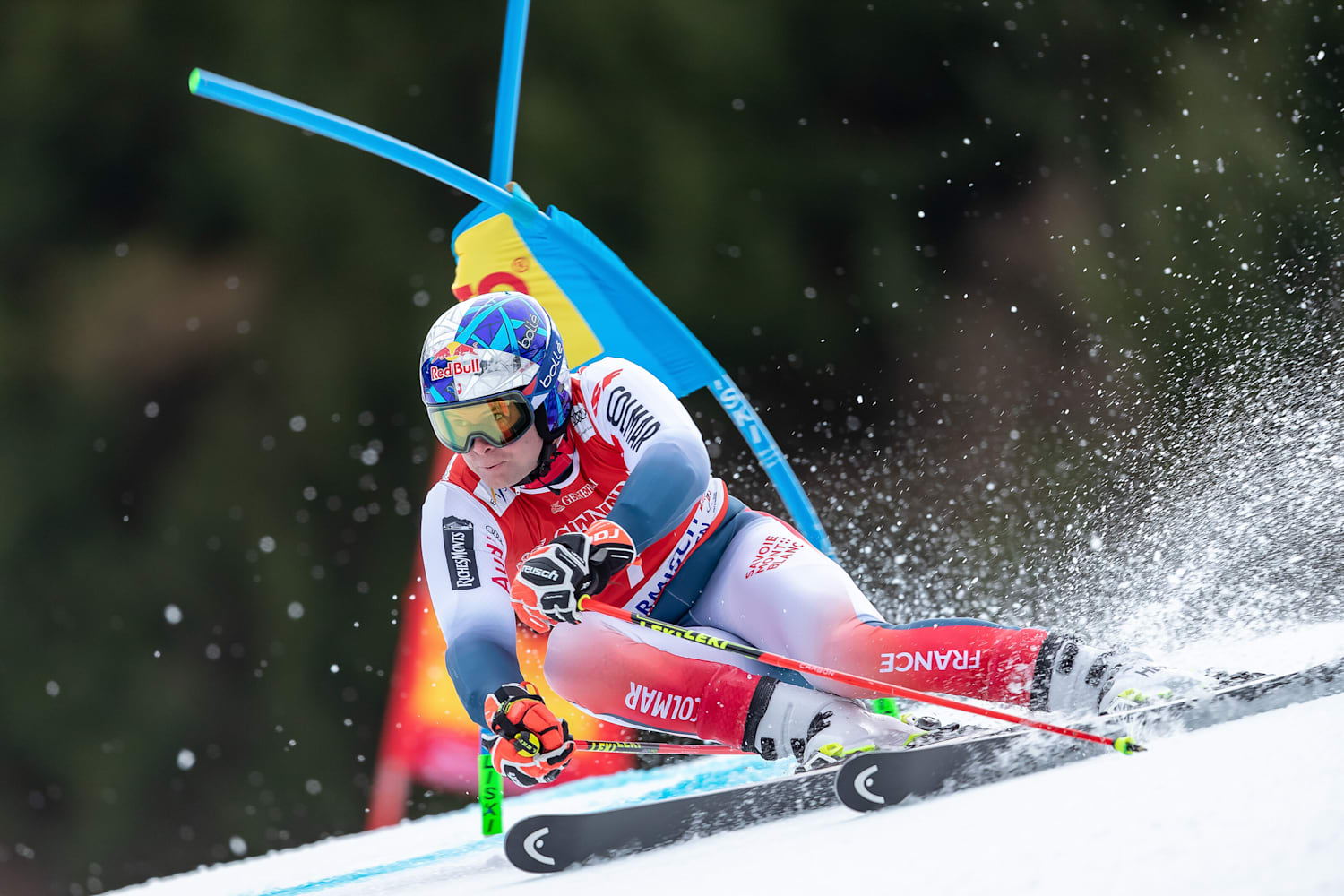 Alexis Pinturault Wins Fourth Ac World Cup Title News